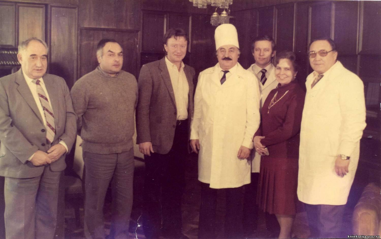 Илизаров гавриил абрамович фото